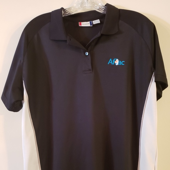 Aflac Clique Embroidered Polo Shirt